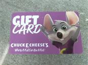 CHUCK E CHEESE Gift Cards GIFT CARD